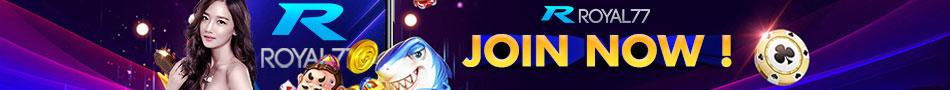 Royal77 Best Casino Promotion